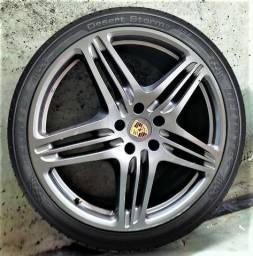 Preço das Rodas aro 22 para Porsche, Volks, Audi baixou mais