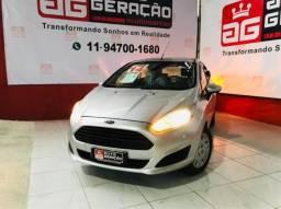 Ford Fiesta FIESTA 1.5 16V FLEX MEC. 5P FLEX MANUAL