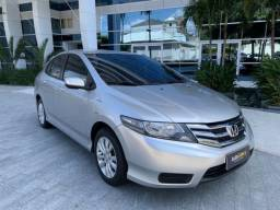 CITY Sedan LX 1.5 Flex 16V 4p Aut. 2013 blindado