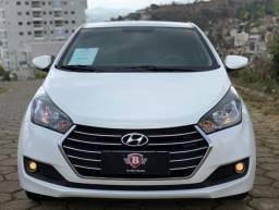Hb20s sedan 1.6 automatico frente nova 2016
