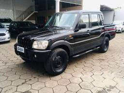SCORPIO 2008/2008 2.6 PICK-UP CRDE 8V 4X4 CD TURBO ELETRÔNICO DIESEL 4P MANUAL