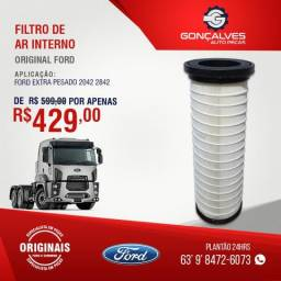 FILTRO DE AR INTERNO ORGINAL FORD