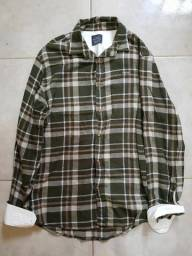Camisa flanela da Colcci