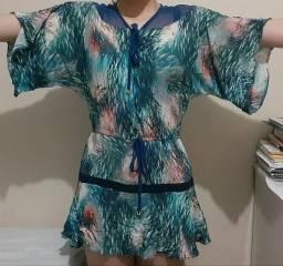Vestido Novo da Lez a Lez Tam. P