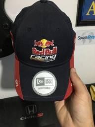 Boné red bull racing comprar usado  Rio de Janeiro