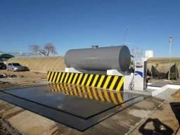 Pontos de abastecimento para combustíveis