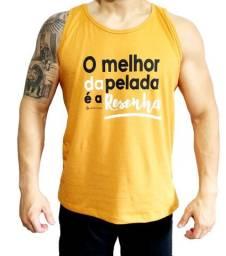 Camisas regatas roupas masculinas promoção