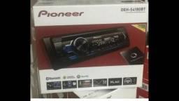 Cd pioneer top 4180 bt $450.00 á vista