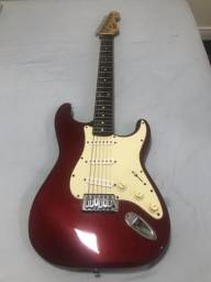 Guitarra Fender Squier Stratocaster Candy by