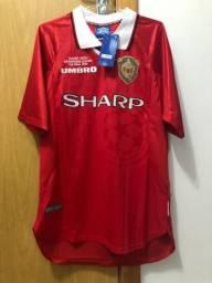 Camisa Manchester United Beckham