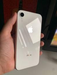 Iphone Xr Silver 256Gb RARIDADE até 12x no cartão