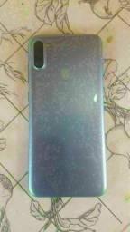 Troco Samsung A11 azul 64gb