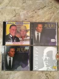CD deJulio Igresias valor 30 reais