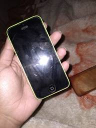 Iphone 5c usado !!