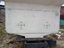 Caçamba 12 m³