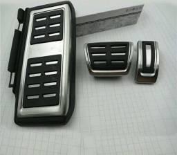 Pedaleira Esportiva - Automático, Novo Polo, Virtus, Golf MK7 TSI e Audi A3