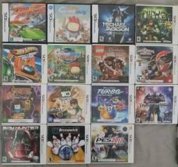 Jogos 3DS e DS