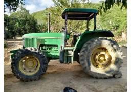 Trator Jonh Deere -6605 4x4