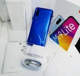Mega Promoção - Xiaomi Mi 9 Lite 128GB Azul Novo Lacrado com 1 Ano de Garantia + Brindes