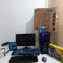 PC Gamer Core I7+16GB RAM+SSD120GB+HD500GB+GTX1050TI+WIFI-ENTREGAMOS