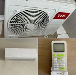 Ar condicionado com instalação inclusa 9000btus