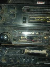 Apareho automotivo antigo