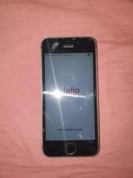 Iphone 5s 16GB, 450,00 preço negociável.