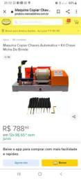 Máquina de fazer chaves 550 reais