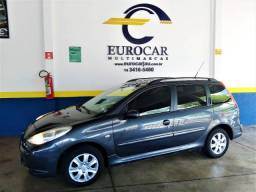 PEUGEOT 207 2012/2013 1.4 XR SW 8V FLEX 4P MANUAL