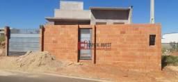Casa com 2 dormitórios à venda, 140 m² por R$ 350.000,00 - Reserva da Barra - Jaguariúna/S