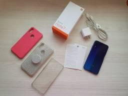 Redmi Note 7 Azul Netuno - Xiaomi 64gb