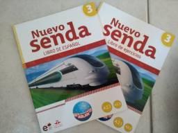 Livro de espanhol Nuevo Senda 5