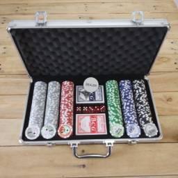 Maleta Poker 300 Fichas Oficial