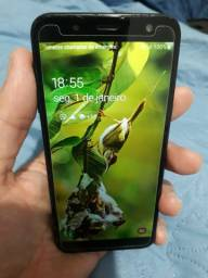 Samsung Galaxy J6 reconhecimento biometria ok