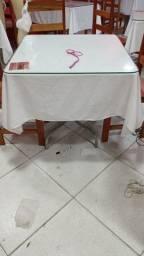Mesa para restaurante com tampo em granito