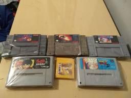 Jogos Super Famicom/Nintendo