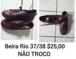 Sapatênis Beira Rio Semi Novo