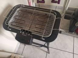 Grill e Churrasqueira Elétrica