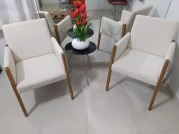 Cadeiras Branca