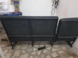 Banco de couro de Kombi 550 pra bota preço