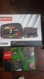 Fueltech FT550, 2 sensores ps10b, wideband Fueltech com sonda Bosch