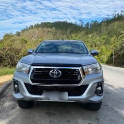 Toyota Hilux SRV Flex 2019 Aut