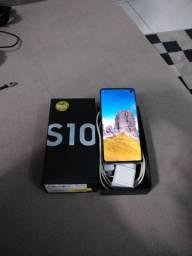 Samsung S10 128gb estado de nova completo