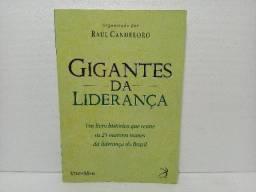 Livro Gigantes Da Liderança Raúl Candeloro