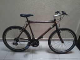Bicicleta bike aro 26 freio v brake kit Shimano