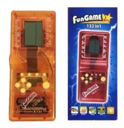 Super Mini Game Portátil 132 In 1 Brick Game Modelo Antigo