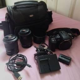 Camera Sony A300 usada