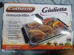 Vende-se churrasqueira elétrica Cotherm