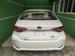 Corolla Altis Premium 2021 Hibrido com teto solar- Versao Top de linha!
