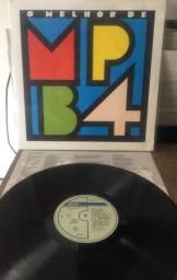 LP MPB4 - O melhor de MPB4